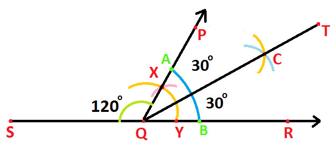 How To Bisect A 60 Degree Angle