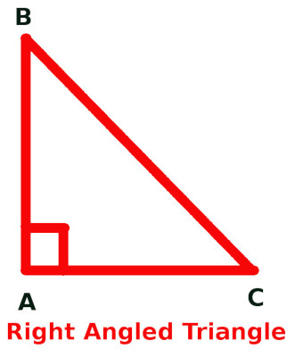 Right angled triangle at algebra den for Right angle house