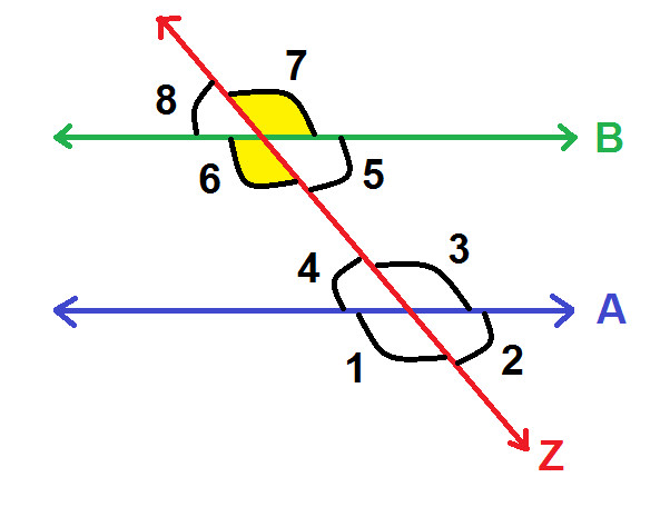 If Two Parallel Lines Are Cut By A Transversal, Then Pair Of Alternate  Angles Are Equal