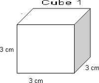 how to find volume of square